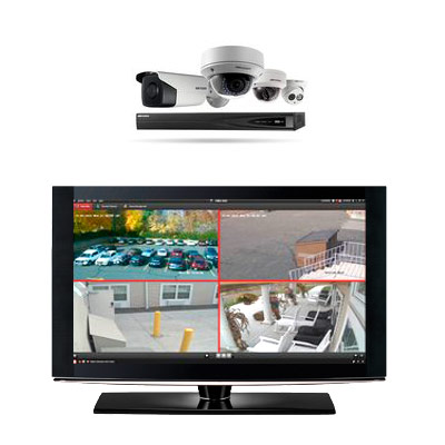 HIKVISION CCTV Systems
